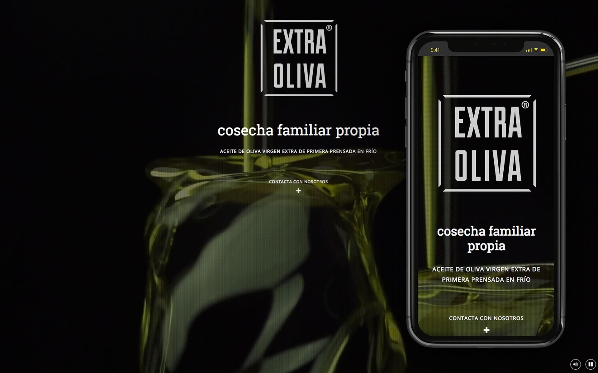 extra oliva web